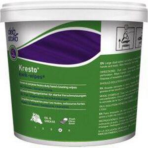 SC Johnson Kresto® Wipes (Pack of 130, Case of 4 Packs) DKKW130W