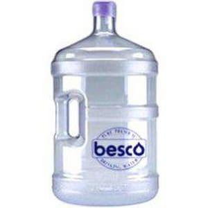 Besco Water Treatment 5 gal Reverse Osmosis Filtered Water Bottle B120132