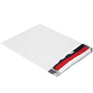 Box Partners 26 x 5 in. Poly Expansion Mailer in White BEPM26285