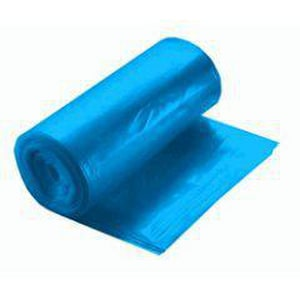 Berry Plastics Hospi-Tuff® 40 x 48 in. 19 mic 40-45 gal Can Liner in Blue BHH404819BL