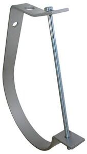 FNW® 2-1/2 in. Epoxy Plated Adjustable J-Hanger FNW7025EP0250