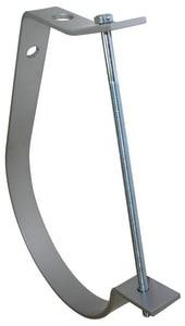 FNW® 6 in. Epoxy Plated Adjustable J-Hanger FNW7025EP0600