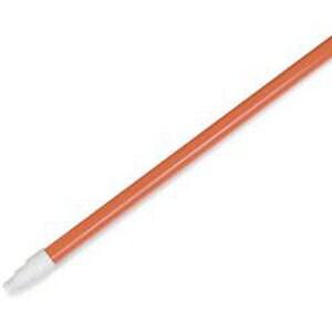 Carlisle Sparta® 1 x 60 in. Nylon and Fiberglass Threaded Handle in Orange C4022524