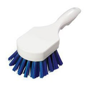 Carlisle Sparta® Spectrum® 8 in. Polyester General Clean Up Brush in Blue C4054114