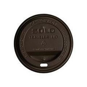 Dart Container Traveler® Polystyrene Dome Lid for 24 oz. Cups DTLN31600013