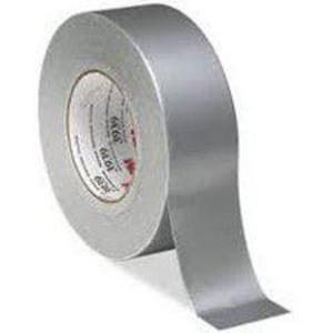Box Partners Tape Logic® 2 in. x 60 yd. Duct Tape in Silver (Pack of 9) BT98785S