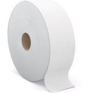 Cascades PRO Perform® 1400 ft. x 3-1/2 in. Jumbo Roll Bath Tissue in White (Case of 24) CT260