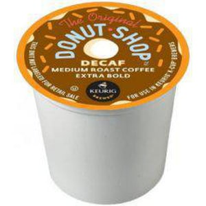 The Original Donut Shop® Decaffeinated Coffee K-Cup for Coffee System K703137