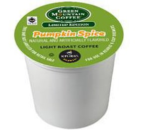 Keurig Dr Pepper Pumpkin Spice Coffee K-Cup for Coffee System K5000202690