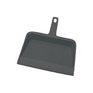 Impact Products 4 x 12 in. Plastic and Rubber Dust Pan in Brown I706