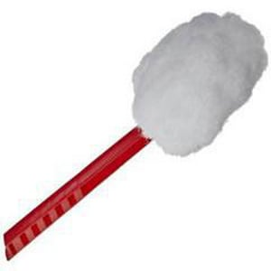 Impact Products InfoSpec™ 12 x 5-3/4 in. Polypropylene Toilet Bowl Mop in Red I203