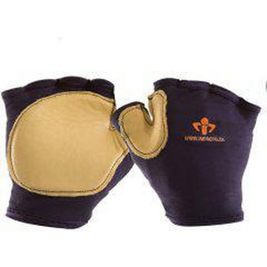 Impacto Protective Products L Size Leather and Polyurethane Gloves I50220