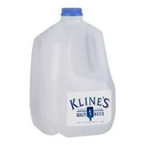Kline's Quality Water 1 gal Distilled Water (Case of 6, Pallet of 48 Cases) N45438