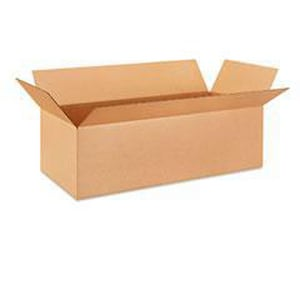 34 x 14-3/8 x 6-1/2 in. Plain Kraft Regular Slotted Carton with 32ECT J161109