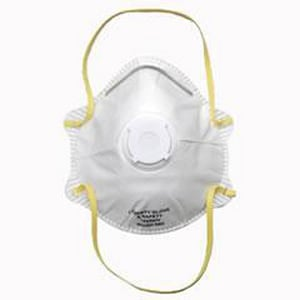 Liberty Glove & Safety Latex and Polypropylene Disposable Particulate Respirator in White L1895NV