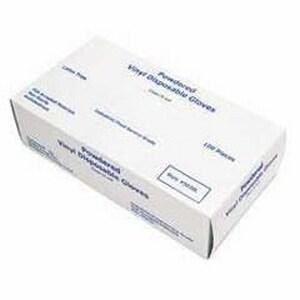 Liberty Glove & Safety DuraSkin® M Size Industrial Grade Vinyl Gloves in Clear L2900WM