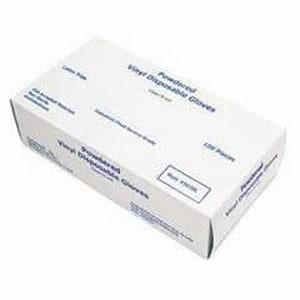 Liberty Glove & Safety DuraSkin® XL Size Industrial Grade Vinyl Gloves in Clear L2900WXLG
