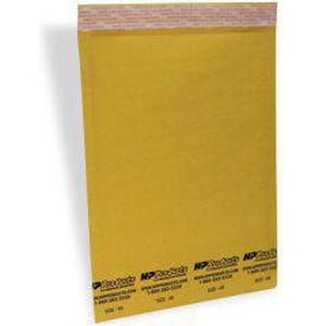 Polyair Ecolite 5 x 10 in. Kraft Paper Bubble Mailer PELSS00HP