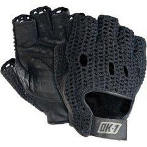Occunomix XXL Size Leather and Cotton Gloves in Black OOKNWGS2X