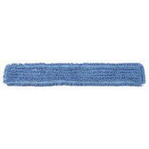 Nuance Solutions 60 in. Microfiber Loop Dust Mop in Blue NNFTRAP60