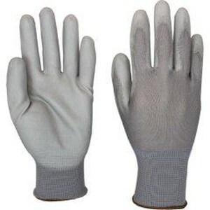 Safety Zone L Size Nylon Gloves in Grey SGNPULG4GYGY