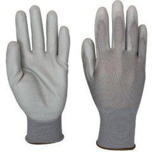 Safety Zone XL Size Nylon Gloves in Grey SGNPUXL4GYGY