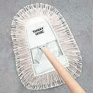 Tuway American Group Wedge Mop™ 12 x 17 in. Cotton Dust Mop Head (Case of 12) T1010C