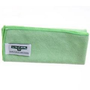 Unger MicroWipe™ Microfiber Cleaning Cloth in Red UMF400