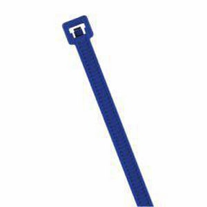 Wholesale Safety 6 in. Metal Detectable Cable Tie in Blue W803010