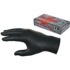Memphis Glove Nitri-Shield™ XL Size Nitrile Gloves in Black M6062XL
