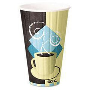 Dart Container Duo Sheild® 16 oz. Insulated Paper Hot Cup (Pack of 525) SIC16J7534