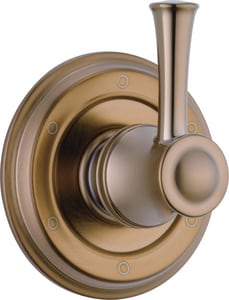 Brizo Baliza® Single Handle Bathtub and Shower Faucet in Brilliance® Brushed Bronze (Trim Only) DT60905BZ