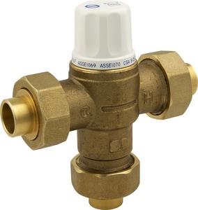 Delta Faucet 1/2 in. Sweat Mixing Valve DR2570MIXLF
