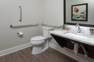 Delta Faucet Trinsic® Wall Mount Toilet Tissue Holder in Venetian Bronze D759500RB