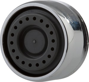 Delta Faucet Commercial Kitchen Faucet Aerator in Polished Chrome D060667A