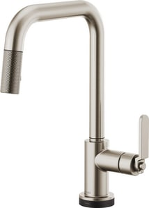 Brizo Litze™ Single Handle Pull Down Kitchen Faucet in Brilliance® Stainless D64054LFSS