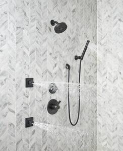 Delta Faucet 1/2 in. FNPT x NPSM Solid Brass Elbow in Brilliance® Matte Black D50560BL