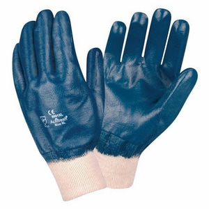 Cordova Safety Products Brawler II™ L Size Fully Coated Nitrile Glove C6981L
