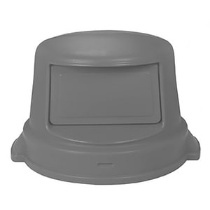 Continental Commercial Products Huskee™ HUSKEE DOME RECEPT TOP 55G GREY C5550GY