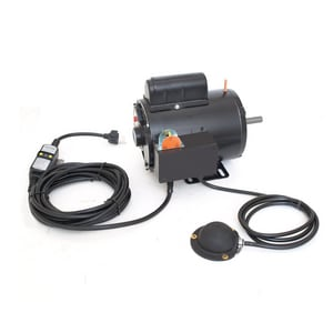 General Pipe Cleaners 1/2 hp Meter with Air Foot Switch G154248