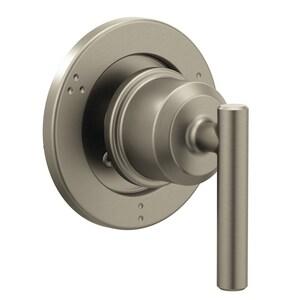 Moen Gibson™ Single Handle Bathtub & Shower Faucet in Brushed Nickel (Trim Only) MT2922BN