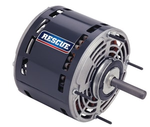 US Motors Rescue® 1/6 - 1/2 hp 1075 RPM 208-230V Blower Motor USM5461
