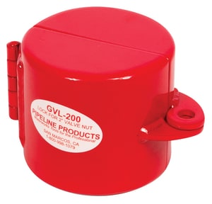 Pipeline Products Gate Valve Lock for 2 in. Valves PGVL200 at Pollardwater