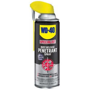 WD-40 Specialist WD-40® 11 oz. Rust Release Penetrant Spray W300004 at Pollardwater