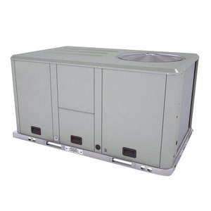 American Standard HVAC 12.5 Ton Standard Efficiency Electric Two-Stage Downflow Commercial Packaged Air Conditioner ATSDF3R0A0000