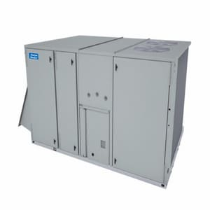 American Standard HVAC 15 Tons R-410A Three-Stage Condenser Downflow Commercial Packaged Gas/Electric Unit AYSD180F3RLA0000