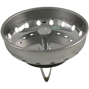 Keeney Replacement Basket Strainer in Stainless Steel KEE1443-1SS