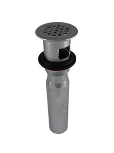 Keeney Lavatory Grid Strainer in Polished Chrome KEE5682PC