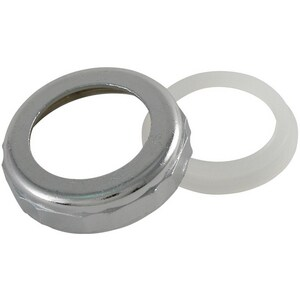 Keeney 1-1/2 in. Slip Nut in Polished Chrome KEE916PC