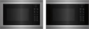 Wolf Appliance E Series Standard Trim for MS24 24 in. Standard Microwave Oven W828022